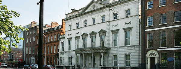 Iveagh House, Dublin. HQ of Department of Foreign Affairs and Trade