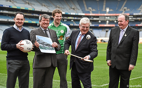 Tánaiste announces grant for London GAA