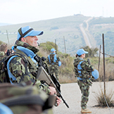 105-th-BATT-Patrolling-the-Blue-Line-in-Lebanon (C) Irish Defence Forces