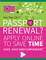 Passport Renewal Apply Online Save Time