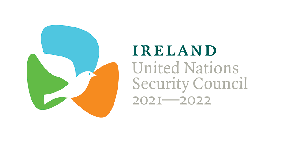 Ireland takes up seat on UN Security Council